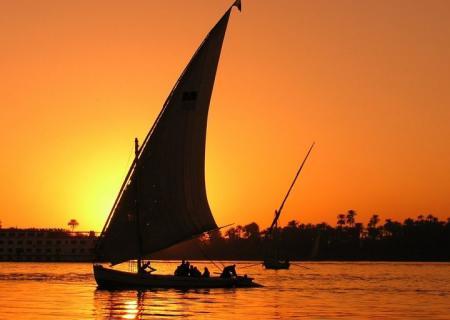 Felucca Trip Aswan