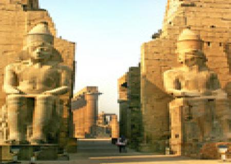 Egypt Tours at Luxor Temple