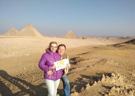 Great Pyramids Tour